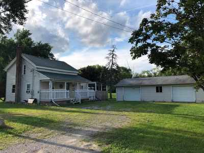 Hillsdale County Single Family Home For Sale: 14700 Hudson Road