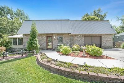 Livonia Single Family Home For Sale: 28535 Pickford St