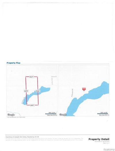Plymouth MI Residential Lots & Land For Sale: $780,800