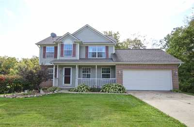Lake Orion Single Family Home For Sale: 706 Porteous Dr