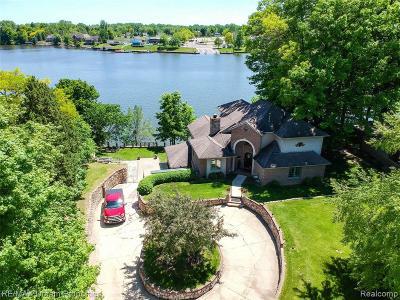 Single Family Home For Sale: 44269 Harmony Ln