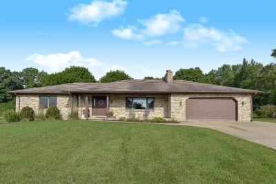 Chelsea Single Family Home Contingent - Financing: 19330 W Old Us Highway 12