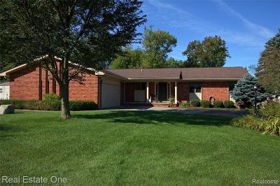 Single Family Home Contingent - Financing: 5563 Pointe Pl