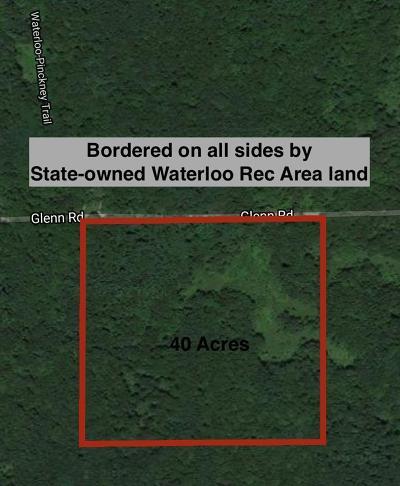 Grass Lake Residential Lots & Land For Sale: Glenn Rd