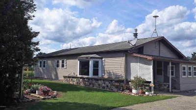 Single Family Home For Sale: 29139 R Dr