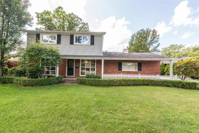 Livonia Single Family Home For Sale: 16189 Bell Creek Ct