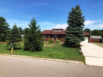 Single Family Home For Sale: 7430 Norfolk Dr