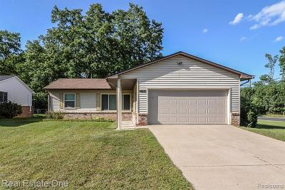 Milford Single Family Home For Sale: 710 Abbey Ln