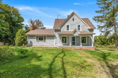 Grass Lake Single Family Home For Sale: 15810 Gorton Rd