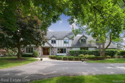 Brighton Single Family Home For Sale: 11428 Casa Loma