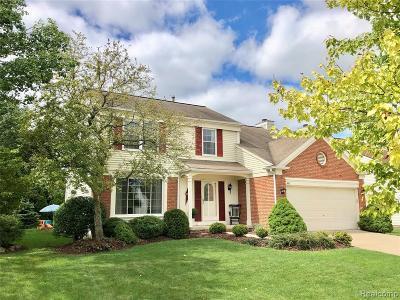 Canton Single Family Home For Sale: 308 Harvard St