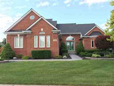 Fox Chase Creek Single Family Home For Sale: 13991 Patterson Dr