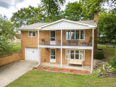 Single Family Home For Sale: 2579 Vineyard Ln