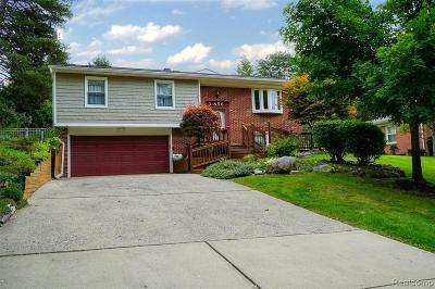 Milford Single Family Home For Sale: 856 1st St.