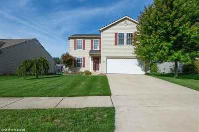 Milan Single Family Home For Sale: 879 Prairie