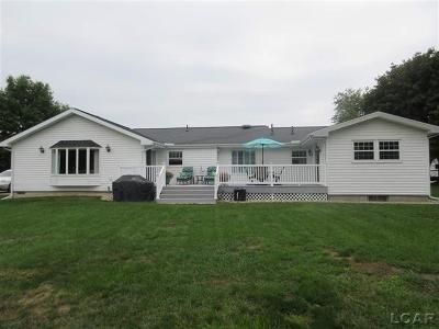 Single Family Home For Sale: 4171 Sauk Trail