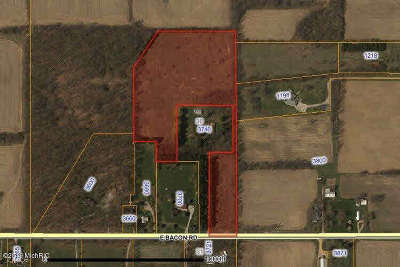 Hillsdale MI Residential Lots & Land For Sale: $49,900