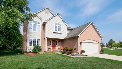 Chelsea Single Family Home For Sale: 461 Fairways Ln