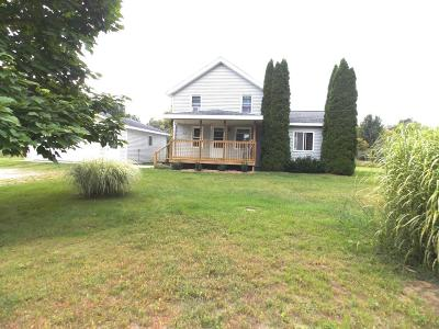 Grass Lake Single Family Home For Sale: 248 Burtch Rd