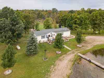 Single Family Home For Sale: 14601 Burton Rd