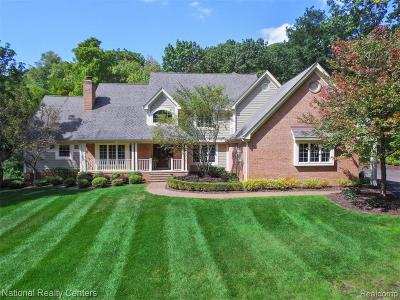 Milford Single Family Home For Sale: 323 N Garner Rd