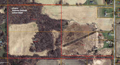 Jackson County Residential Lots & Land For Sale: N Dearing Rd