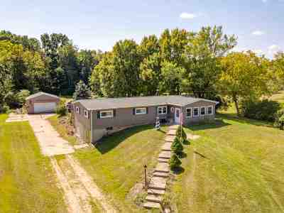 Single Family Home For Sale: 15121 Us 12