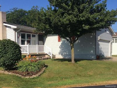 Single Family Home For Sale: 151 Claremont Cir