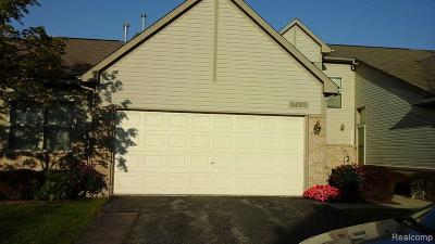 Oak Park Condo/Townhouse For Sale: 24511 Pineview St