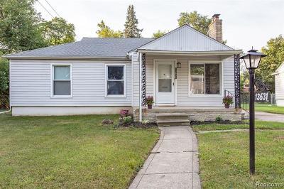 Oak Park Single Family Home For Sale: 13631 Winchester St