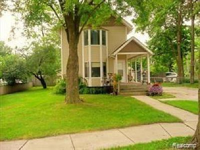 Single Family Home For Sale: 9112 Main St