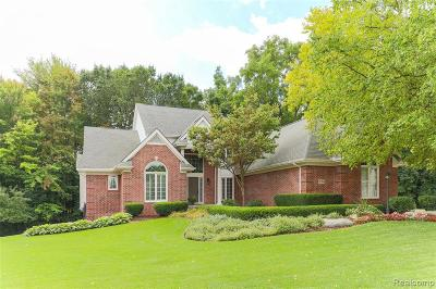 Plymouth Single Family Home For Sale: 12324 Lochness Crt