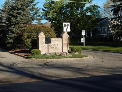 East Lansing Residential Lots & Land For Sale: 16900 Pine Hollow