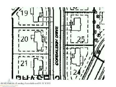Dewitt Residential Lots & Land For Sale: 14178 Cordaleigh Drive