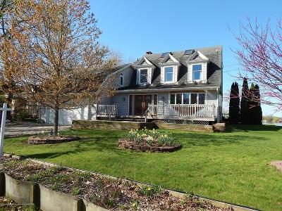 Haslett Single Family Home For Sale: 6375 E Reynolds