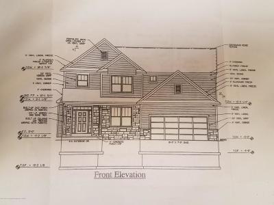 Williamston Single Family Home For Sale: 3148 Pawapi Lot H