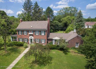East Lansing Single Family Home For Sale: 727 Audubon Road