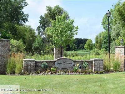 East Lansing Residential Lots & Land For Sale: 6183 W Golfridge Drive