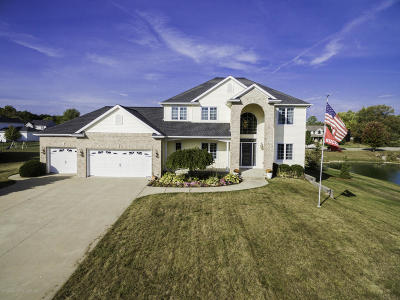 Grand Ledge Single Family Home For Sale: 10899 Ireland Drive