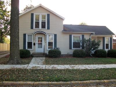 Williamston Multi Family Home For Sale: 218 Jackson Street