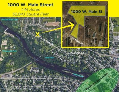 Grand Ledge Residential Lots & Land For Sale: 1000 W Main Street