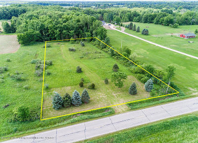 St. Johns Residential Lots & Land For Sale: E Maple Rapids