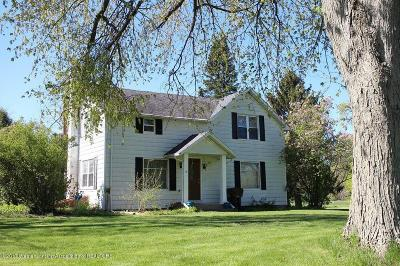 Haslett Single Family Home For Sale: 820 Barry Road