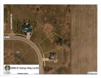 Charlotte Residential Lots & Land For Sale: 3563 E Daryls Way