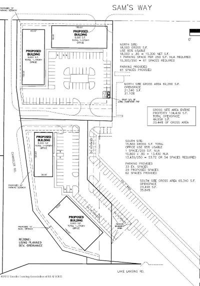 Commercial Lease For Lease: 1475 Lake Lansing Road