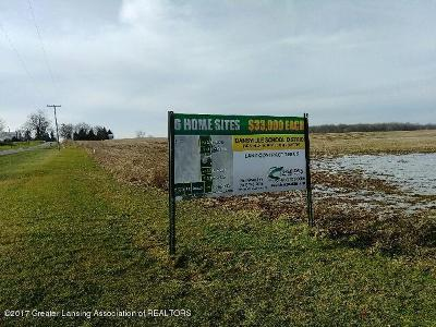 Mason Residential Lots & Land For Sale: 611 E Columbia Road