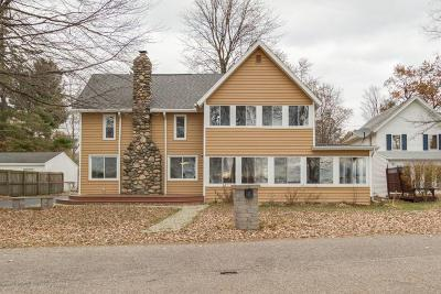 Haslett Single Family Home For Sale: 6385 W Reynolds Road