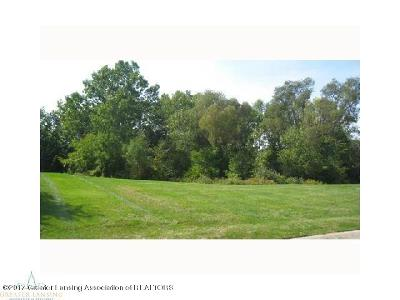 East Lansing Residential Lots & Land For Sale: 6247 W Golfridge