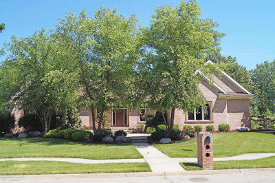 Okemos Single Family Home For Sale: 2016 Belwood Drive
