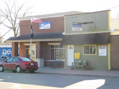 Westphalia Commercial For Sale: 117 W Main